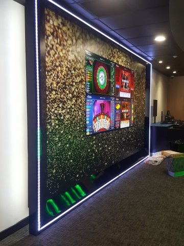 Office fit out gaming